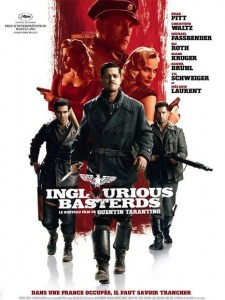 """Inglorious Basterds"", magistral"